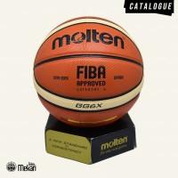 Bola Basket Molten GG6X ( Indoor / Outdoor ) FIBA APPROVED