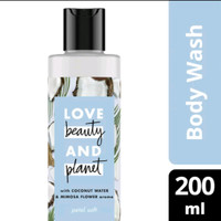 Love Beauty and Planet Body Wash Coconut Water & Mimoso Flower 200ml