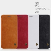 SAMSUNG GALAXY M21 M215 NK QIN ORIGINAL LEATHER HARD CASE FLIP COVER