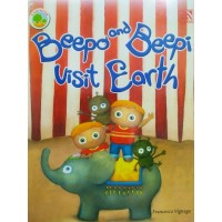 Buku Import English book for kids Beepo and Beepi read Story book
