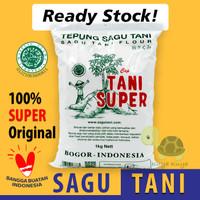 Tepung Sagu Tani Super 1Kg