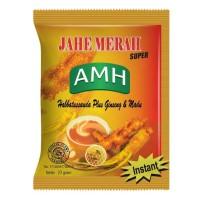 AMH Jahe Merah Super Original Asli Habbatussauda [sachet 23 gr]