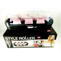 Pengeriting rambut /rol keramik pengikal rambut style roller