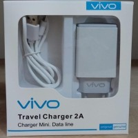 Travel charger mini VIVO ori 99% 2.A REAL kwalitas baguss