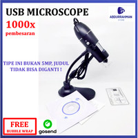 USB Digital Microscope Endoscope / Mikroskop Portable 5 MP 8 LED