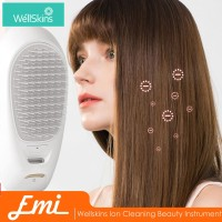 Wellskins Anion ION Hair Care WX- FZ200 Sisir Rambut Anti Kusut