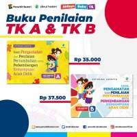 """Buku Panduan Guru PAUD """"Buku Penilaian ada TK A & B"""" Kurikulum 2013"""