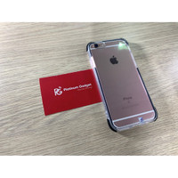 Case Softcase Black Strip iPhone - iPhone 6 6S