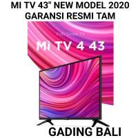Xiaomi Mi LED TV 4A 43 Android Smart tv Garansi Resmi