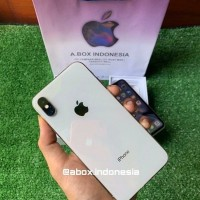 iPhone X 64 GB ex garansi internasional