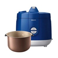 Philips Rice Cooker HD-3129 Blue