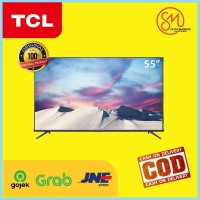 TCL 55A8 Smart LED TV 55 Inch 4K Ultra HD HDR Android 9.0 Netflix Wifi