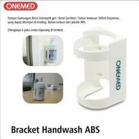 Onemed Bracket Braket Breket Hand Sanitizer dan Hand Wash