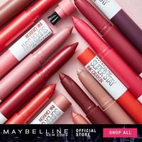 Maybelline Superstay Ink Crayon Lipstik