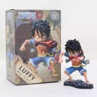 Anime One Piece Figure Toy GK Gear Fourth Monkey D Luffy