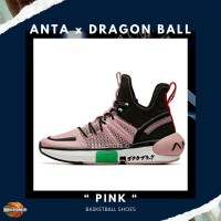 ANTA x DRAGON BALL - Sepatu Basket ANTA - Sepatu Basket Rare