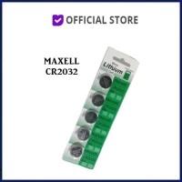 Baterai CMOS / Maxell CR2032 3 Volt Coin Lithium Cell Battery - CR2032