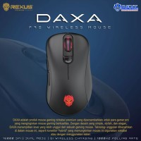 Rexus DAXA Pro Wireless Gaming Mouse