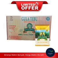 [LIMITED OFFER] GULAKU Gula Tebu 1kg (24pcs)