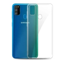 SAMSUNG M21 SOFT CASE ULTRA CLEAR