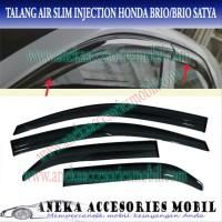 Ok Talang Air Slim Injection Honda Door Visor Side Satya Brio