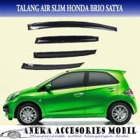 Ok Talang Air Side Visor Slim Mobil Honda Brio Satya