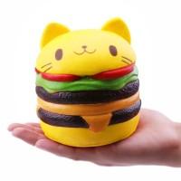 Stock Terbatas Cute Kids Baby Anti-stress Toys Kids Soft Squeeze