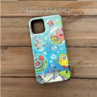 spongebob (12) Casing iPhone XS Max 11 X 8 7 Plus Pro case