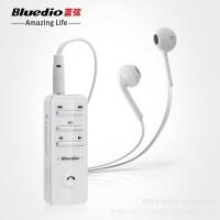 Bluedio I4 Earphone In-Ear Universal Bluetooth V3.0 Stereo untuk