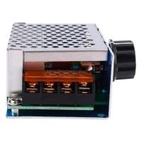 Xguli Qianmei High Power 4000W AC 220V SCR Speed Controller Motor
