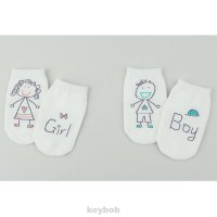 Gugur / Dingin Kaos Kaki Bayi / Anak Laki-laki / Perempuan Lucu
