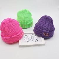 Hemming Caps Newborn Boys Girls Cute Autumn Winter Warm Kids Baby