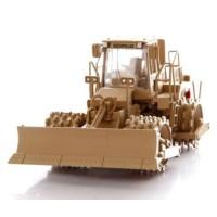 1/50 Caterpillar Cat 55254 Military 815F Soil Compactor Diecast