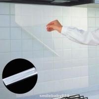 Anti Transparent Wall Sticker Waterproof Protective Film Ceramic