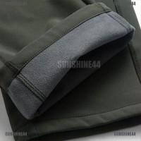 Celana Panjang Thermal Anti Air / Angin untuk Outdoor / Hiking / Ski