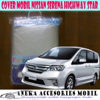 Ok Cover Mobil Body Cover Sarung Mobil Selimut Nissan Serena Highway S