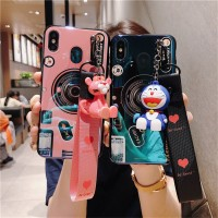 3D Toy Stand Strap Cover for Samsung Galaxy A10 A20E A30 A40 A50 A60