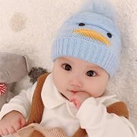 Caps Winter Newborn Cute Warm Kids Girls Boys Baby Cartoon Design