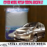 Ok Cover Mobil Body Cover Sarung Mobil Selimut Mobil Nissan Serena