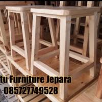 Kursi kayu Jati Belanda Furniture Jepara sparepart