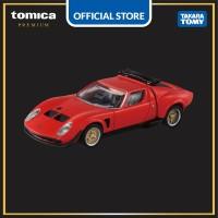 Tomica Premium #05 Lamborghini Miura Jota SVR