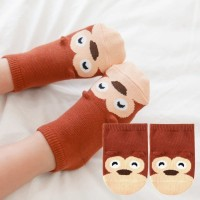 Kids Socks Stock Terbatas Cute Baby Cartoon Pattern Cotton Socks