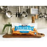 Tasty Fries Shoestring Batter Coated / kentang beku