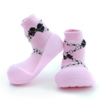 Attipas Baby Shoes French Pearl - Pink ( Size : Xl ) Lapakjujum12