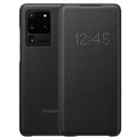 Samsung Galaxy S20 Ultra LED View Cover Black