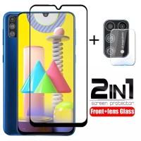Tempered Glass Samsung M31 Free Anti Gores Camera