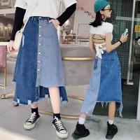 (#6221)Ayumi Denim Skirt/Rok Denim/Rok Jeans