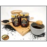 Madu Arab Habbats - Habbats Black Seed Honey Mesir - Madu Jinten plus