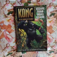 Kong The 8th Wonder Of The World - Escape From Skull Island