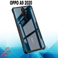 Case Oppo A9 2020 Shockproof Armor Transparent Premium Hardcase